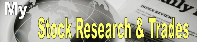 Stock Research & Trades